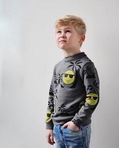 Mitch sweater, la maison Victor