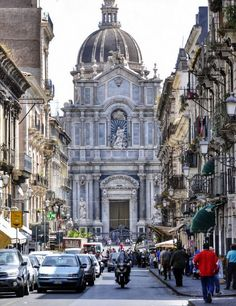 Cathedral- Catania
