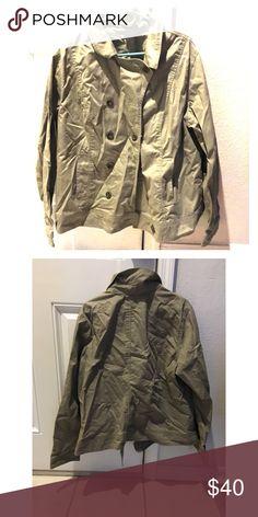 Old Navy Jacket Twill Peacoat. Lightweight. Chest is 47.5 and Waist is 39.5 Old Navy Jackets & Coats Pea Coats