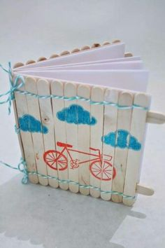 Paddle Pop notebook