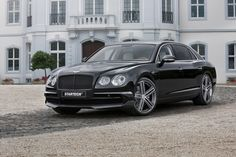 STARTECH Debuts Two Bentley Projects in Frankfurt Starting with the Flying Spur