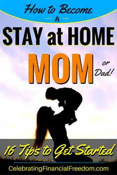 Thinking about becoming a stay at home mom (or dad)? My latest post covers…