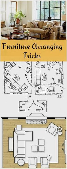 Furniture Arranging Tricks! • Great tips and ideas on how to arrange furniture… Furniture Arranging Tricks! • Great tips and ideas on how to arrange furniture! #furniturearranging #furniture #diy #howtodecorate http://www.coolhomedecordesigns.us/2017/11/26/furniture-arranging-tricks-%E2%80%A2-great-tips-and-ideas-on-how-to-arrange-furniture/