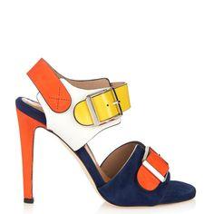 Shop 15 statement-making shoes: Chrissie Morris.