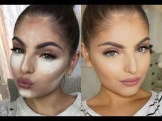 Perfect makeup - #makeuptutorial #highlight #makeup