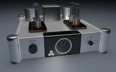 Analog Dreams • Tube Amplifier