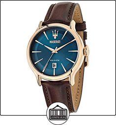 Maserati Reloj de caballero R8851118001  ✿ Relojes para hombre - (Gama media/alta) ✿