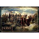The Hobbit Cast - Maxi Poster - 61 x 91.5cm FP2679 Hobbit poster from GB Posters. The Hobbit is an upcoming film series consisting of three epic fantasy-adventure films directed, co-written and produced by Peter Jackson and based on J. R. R. Tolkien™s http://www.MightGet.com/january-2017-11/the-hobbit-cast--maxi-poster--61-x-91-5cm-fp2679.asp