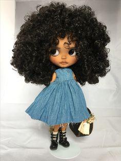 'Lola' ~ Custom Blythe Doll by LoveLaurie