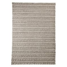 Threshold™ Hand Woven Wool Twist Rug - Gray