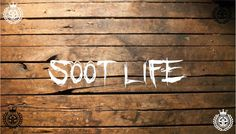 Soot Life 8'' vinyl sticker decal by ForWoodenSake on Etsy
