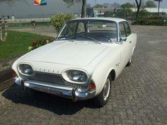 Ford - Taunus 17M (P3) - 1961