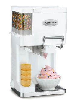 Ice Cream Frozen Yogurt Dispenser
