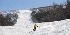 Gondi Line Sugarloaf Ski Area as seen at VisitMaine.net