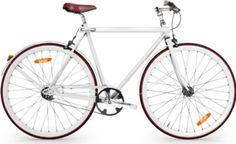 """Projeto """"Bicycled"""" cria bicicletas a partir de peças de carros velhos"""