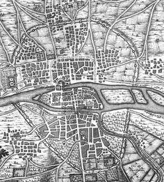 Philippe-Auguste's Wall Surrounding Paris (1223)