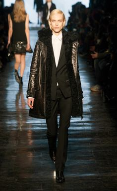 Diesel Black Gold fall/winter 2014-15 New York