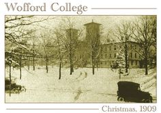 Miss this place... @Wofford College
