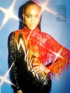 Give your mum style a 70s update with daytime disco fashion that will bring some sparkle to your day and make even the mundane fabulous darling. Jourdan Dunn