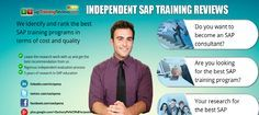 Want to be a SAP professional but don't know from where to start? You aren't alone who's thinking about best SAP certification as there are millions taking training in various SAP training centers.  Visit Here:- https://goo.gl/g9m7we