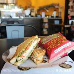 Go try this - the chicken pesto panini at Paninis and Company. Pressed perfection.  #DineLR  @littlerockcvb  @paninislittlerock  #lunch  #foodphotography #eatinlittlerock #littlerockeats #littlerockrestaurants #food #foodography #foodtrips #visitarkansas...