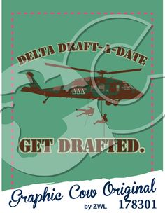 Delta Draft-a-Date military mixer #mixerideas #grafcow