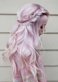 65 Stunning Soft Shades Of Pink Hair Colors for 2018. Gorgeous shades of pink hair colors for 2018. Find by visiting here the inspirational trends of soft pink hair colors and hairstyles that are really amazing choice of haircuts for ladies in these days. Use these gorgeous styles of pink hair colors to take a stunning hair colors twist in your hair right now.