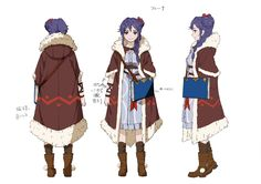 Chain Chronicle animation character album | Chain Chronicle Forum