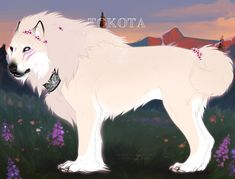 ID 44561 by TotemSpirit on DeviantArt Cartoon Dog Drawing, Wolf Character, Fantasy Wolf, Drawing Sketches, Drawings, Anime Wolf, Werewolves, Owl House, Dog Art