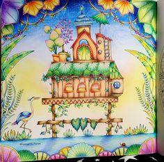 ⛦2016. 10. 13. . . 매지컬정글 ; Magical Jungle [ No.16 ] 컬러링 도구는 태그를 참고하세요. ➡ The finished painting☺ ➡ Colored pencil, see the tag. ➡ Backgroud ; Prisma Color Pencil . . . #마법의정글 #매지컬정글 #MagicalJungle #컬러링북 #ColoringBook #조해너배스포드 @JohannaBasford #출판사클 #KoreanVersion #ColoringArt #coluring #adultcoloringbook #adultcoloring #mycreativeescape #jardimsecreto #카렌다쉬파블로 #Carandache #Pablo #ColorPencil #CarandachePabloColorPencil #프리즈마 #Prisma #ColorPencil #책스타그램 #취미#일상 #힐링 #Healing