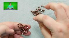 Stitches: Flat Right-Angle Weave with Multiple Beads per Side