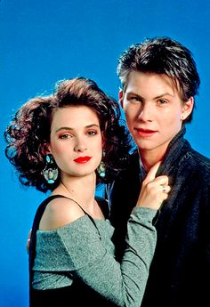 Christian Slater Heathers Photoshoot