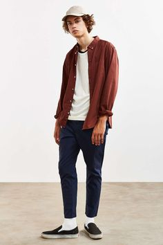 Shore Leave For Urban Outfitters Hartman Beach Pant - Urban Outfitters