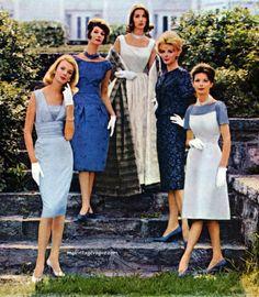 1000 images about vintage love on pinterest elizabeth for 1950s wedding guest dresses