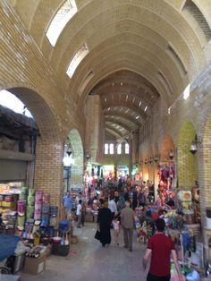 Central #Erbil /#Hawler Bazaar(Qaisari)- Citadel