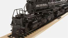 4-8-8-4 Big Boy Locomotive by MakerBot.