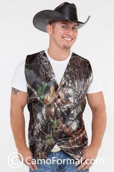 Mens-MOSSY-OAK-Satin-Camouflage