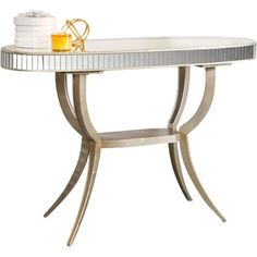 Riley Mirrored Console Table  at Joss and Main