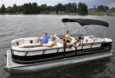 pontoon boats | New Boats › Bentley Pontoon Boats › Pontoon Boat › 240 Cruise RE
