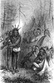 Also called the Muscogee, the Creek were made up of several separate tribes that occupied Georgia and Alabama in the American Colonial Period. Their confederacy, which formed the largest division of the Muscogean family, included other Muscogean tribes such as the Catawba, Iroquois, and Shawnee, as well as the Cherokee. Together, they were sufficiently numerous and powerful to resist attacks from the northern tribes.