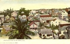 Key West in the 1890s, h/t NPR