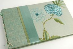 """Molly West Handbound Cloth Cover Guest books: """"English Garden"""" $33 Rustic Centerpieces, Centerpiece Decorations, Wedding Decorations, Wedding Ideas, Paper Lantern Lights, Paper Lanterns, Save On Crafts, Guest Books, Day Of My Life"""
