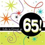 Add Birthday napkins to your birthday party supplies. Coordinate with big number 65 Balloons, Number 65 Confetti and a Happy Birthday Banner 85th Birthday, Adult Birthday Party, It's Your Birthday, Man Birthday, Special Birthday, Birthday Ideas, Happy Birthday, Grandma Birthday, Birthday Greetings