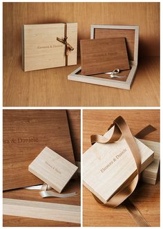 Amazing Young Book in Maple. #graphistudio #youngbook #weddingbook #design #ideas #wood