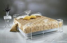 We have beautiful Josephine Bed. Our Acrylic furniture are very awesome and Classic. Sharooz art provides Bedrooms and Dressers with adds compliment to your collection.