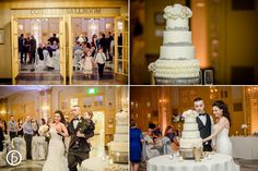 President Hotel Wedding | freelandphotography.com