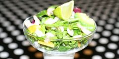 Rejecocktail Fruit Salad, Potato Salad, Sweet Tooth, Avocado, Mango, Appetizers, Potatoes, Eat, Ethnic Recipes