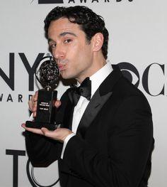 Tony winner Christopher Gatelli #TonyAwards