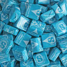 Blue Raspberry Rush Starburst from Temptation Candy!