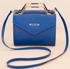 Διαγωνισμός: Κέρδισε μία τσάντα Dea Rosa αξίας 350 ευρώ Kate Spade, Classic, Blue, Fashion, Derby, Moda, Fashion Styles, Classic Books, Fashion Illustrations